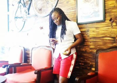 #myyas pose photo challenge myyas cafe Shop 7, Cruise Piazza 6 Emma Abimbola Cole Street Lekki Lagos
